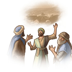 Nabi Yeremia mampingat amun Yerusalem akan impahancur