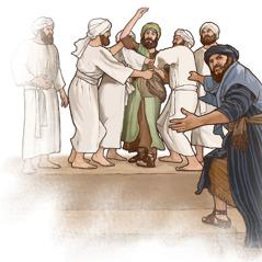 Ansembe, aneneri, ndiponso anthu agwira mneneri Yeremiya