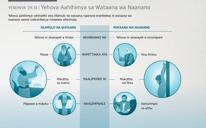 Yehova Aahihimya sa Wataana wa Naanano