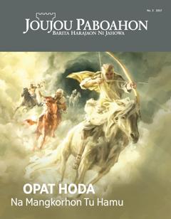 Joujou Paboahon No. 3 2017 | Opat Hoda na Mangkorhon Tu Hamu