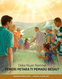 Menara Jaga No. 3 2017 | Deka Nuan Nerima Pemeri Petara ti Pemadu Besai?