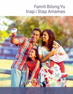 Famili Bilong Yu Inap i Stap Amamas