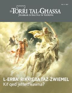 It-Torri tal-Għassa Nru.3 2017 | L-erba' rikkieba taż-żwiemel—Kif qed jeffettwawna?