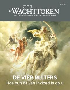 De Wachttoren, nr. 3 2017 | De vier ruiters: Hoe hun rit van invloed is op u