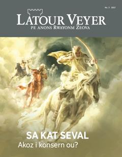 Latour Veyer No. 3 2017 | Sa kat seval—Eski ou devret per?
