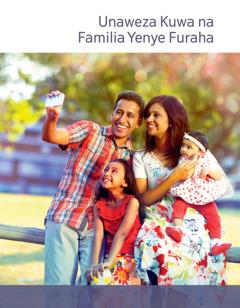 YUnaweza Kuwa na Familia Yenye Furaha