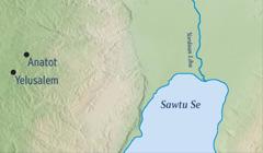 Wan kaita di e soi pe Yelusalem anga Anatot de, a peesi pe Yelemiya kiya