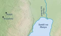 Amapu ghakunangisya Yerusalemu nitawuni ya kumyabo kwa Yeremiya ya Anatoti