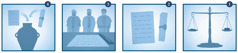 یرمیاہ نبی کھیت خریدنے کے لیے چاندی تولتے ہیں، اِس کے بارے میں ایک دستاویز بناتے ہیں، اِس پر گواہوں کے دستخط کراتے ہیں اور پھر اِسے مٹی کے برتن میں محفوظ کر لیتے ہیں۔