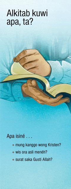 T-30 | Alkitab Kuwi Apa, ta?