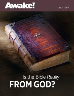 E Awake! No. 3 2017 | Mbwino e Biblia yikalhua oku Nyamuhanga?