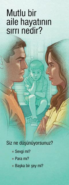 Mutlu Bir Aile Hayatının Sırrı Nedir?