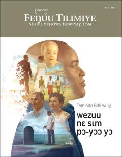 Feŋuu Tilimiye No. 4 2017 | Tɔm ndʋ Bibl wɩlɩɣ wezuu nɛ sɩm pɔ-yɔɔ yɔ