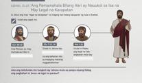 Ang Pamamahala Bilang Hari ay Nauukol sa Isa na May Legal na Karapatan