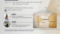 Tair Kong Chimchungbia Nih Jehovah Bia Kan Zumhnak A Fehter