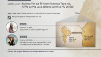 Kulɔma Yiei na Ti Nyɛini Kɔlongɔ Taya ma, A Pie Lɔ Mu La a Jɛhova Layiei a Mu Lii Gbi