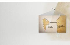 Mapa enga xarhatajka Tiruni enga kontinentirhu jaka ka Tiruni enga islarhu jaka