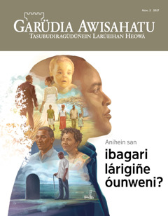 Garüdia Awisahatu núm. 2, 2017   Anihein san ibagari lárigiñe óunweni?