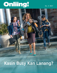 Onliing! No. 4 2017 | Kasin Busy Kan Lanang?