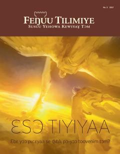 Feŋuu Tilimiye No. 5 2017 | Ɛsɔ tiyiyaa: Ɛbɛ yɔɔ pɩcɛyaa se ɖɩtɩlɩ pɔ-yɔɔ toovenim tɔm?