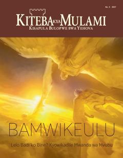 Kiteba kya Mulami No. 5 2017   Bamwikeulu—Lelo Badi'ko Bine? Kyowikadile Mwanda wa Mvubu
