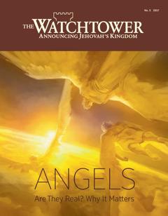 E Watchtower No. 5 2017 | Kwenene Hane Abamalaika? Omughaso w'Erikaniako