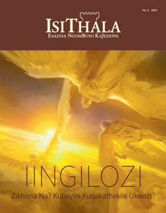 IsiThala No. 52017 | Iingilozi—Zikhona Na? Kubayini Kuqakathekile Ukwazi?