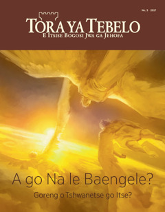 Tora ya Tebelo No.5 2017   A go Na le Baengele? Goreng o Tshwanetse go Itse?