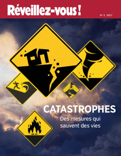 Réveillez-vous ! Na. 5 2017 | When Disaster Strikes—Steps That Can Save Lives