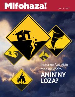 Mifohaza! No.5 2017 | Inona no Azo Atao mba ho Voaro Amin'ny Loza?