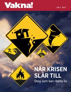 Vakna! nr52017 | När krisen slår till – steg som kan rädda liv.