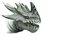 A small horn with eyes and a mouth comes up among the ten horns, and it plucks up three horns