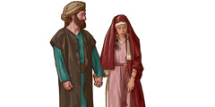 Hosea takes Gomer back as his wife