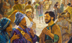 "At Pentecost an anointed Christian ""prophesies"" by preaching the ""good news of the Kingdom"" to people of various races"