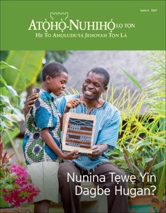 Atọ̀họ̀-Nuhihọ́ lọ Tọn Sọha 6 2017 | Nunina Tẹwẹ Yin Dagbe Hugan?