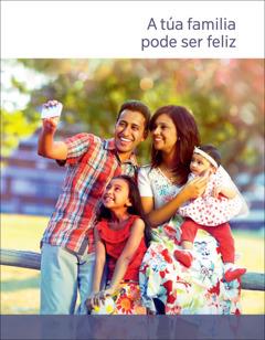 A túa familia pode ser feliz