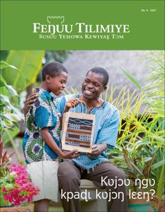 Feŋuu Tilimiye No. 6 2017 | Kʋjɔʋ ŋgʋ kpaɖɩ kʋjɔŋ lɛɛŋ?