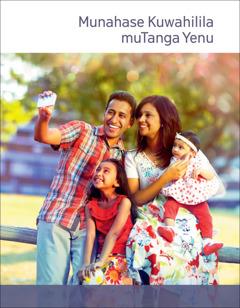 Munahase Kuwahilila muTanga Yenu