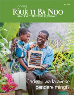 Tour ti Ba Ndo No 62017 | Cadeau wa la ayeke pendere ahon atanga ni kue?