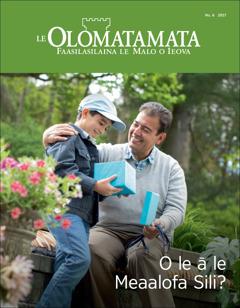 Le Olomatamata Nu. 6 2017 | O le ā le Meaalofa Sili?