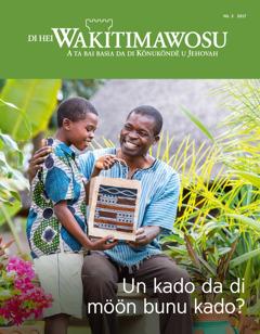 Di Hei Wakitimawosu u ëlufumu-liba u 2017 | Undi kado da di möön bunu kado?