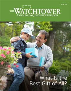 The Watchtower Napa 6 2017 | Sea te ‵Toe Meaalofa Sili?
