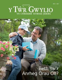 Y Tŵr Gwylio Rhif 1 2017 | Beth Yw'r Anrheg Orau Oll?