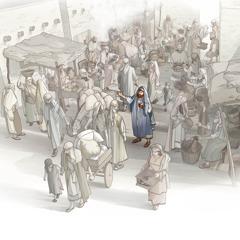 Un fariseo en el mercado