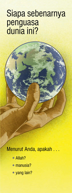 Siapa sebenarnya penguasa dunia ini?
