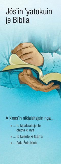 Jós'in 'yatokuin je Biblia