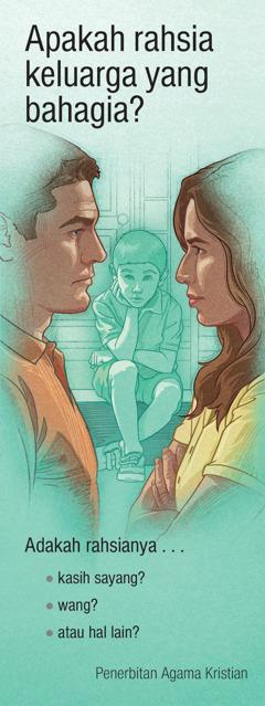 Apakah rahsia keluarga yang bahagia?