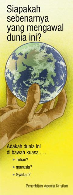 Siapakah sebenarnya yang mengawal dunia ini?