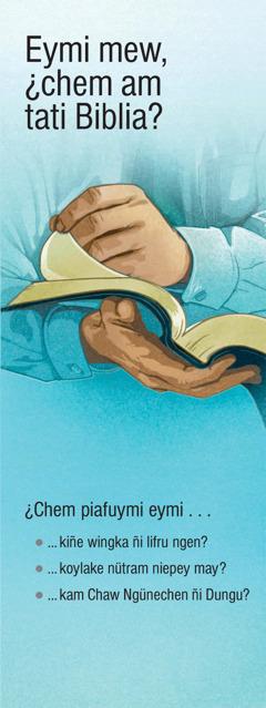 Eymimew, ¿chemam tati Biblia?