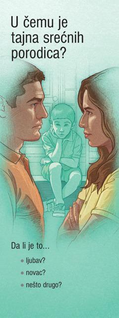 U čemu je tajna srećnih porodica?